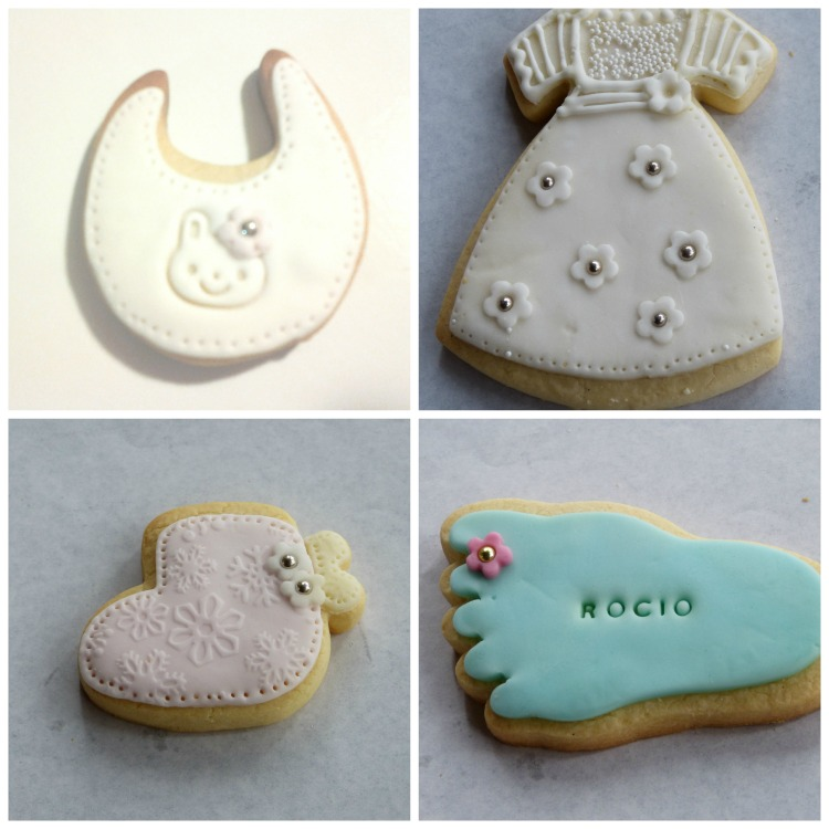 Galletas decoradas con fondat