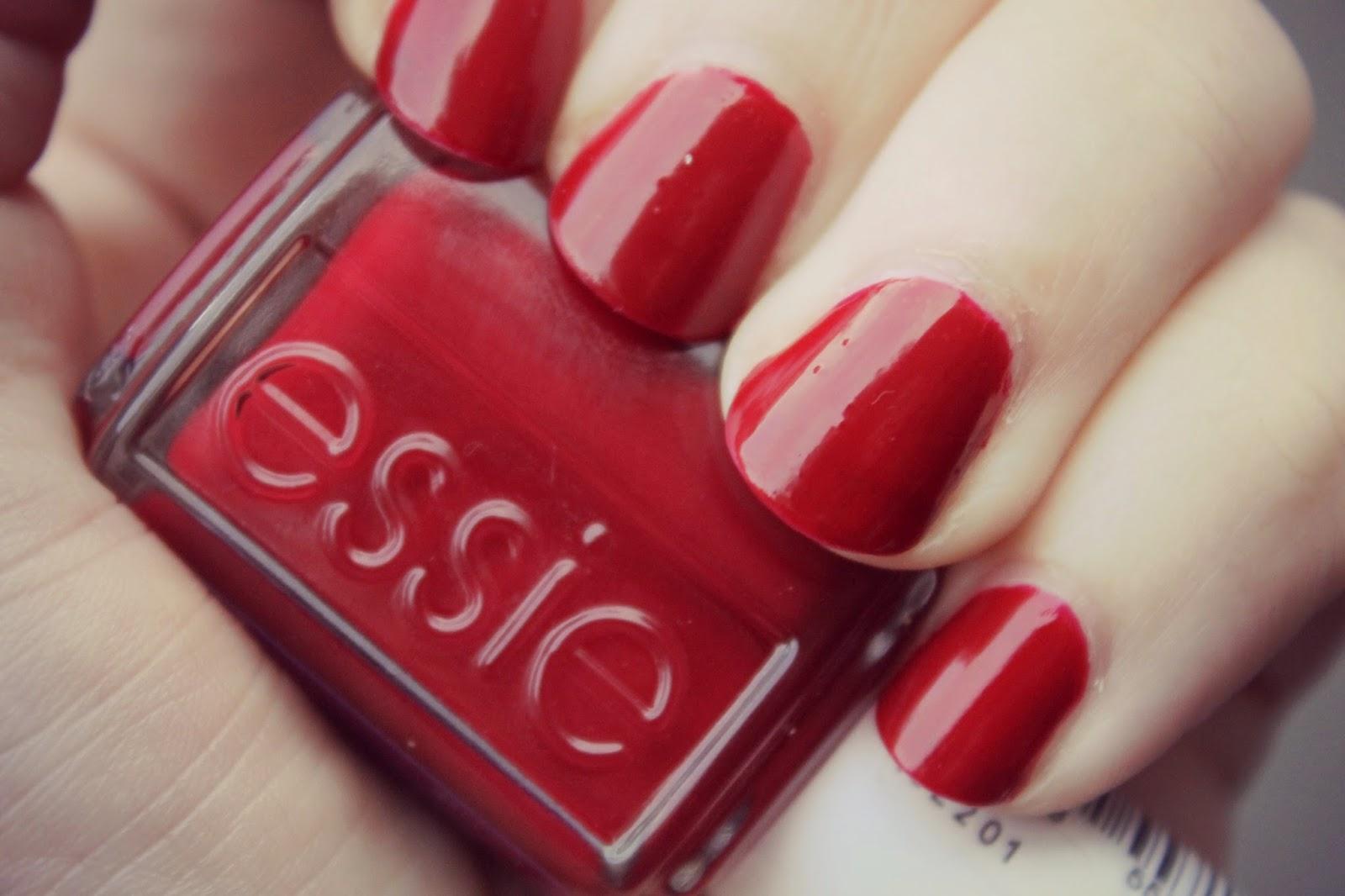 Essie A List Swatch