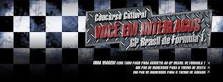 Concurso Cultural Você em Interlagos