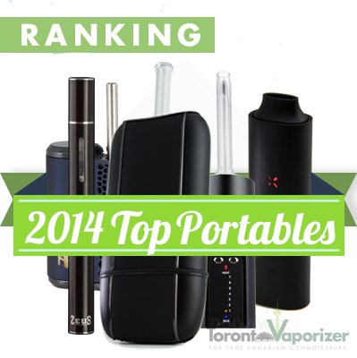 Top Portable Vaporizers For 2014