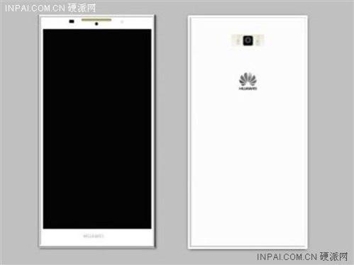 Svelata la prima presunta immagine del design del nuovo smartphone android Huawei Ascend P7 e le sue caratteristiche hardware