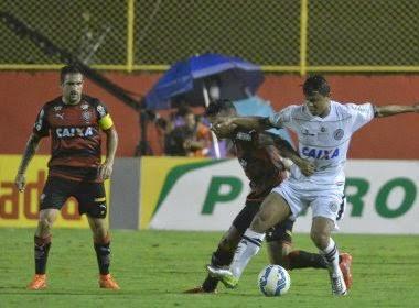 O fracassado Vitória empata com o ASA e dá adeus a Copa do Brasil