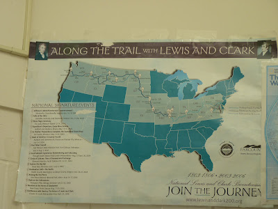 Lewis and Clark and Oregon trail