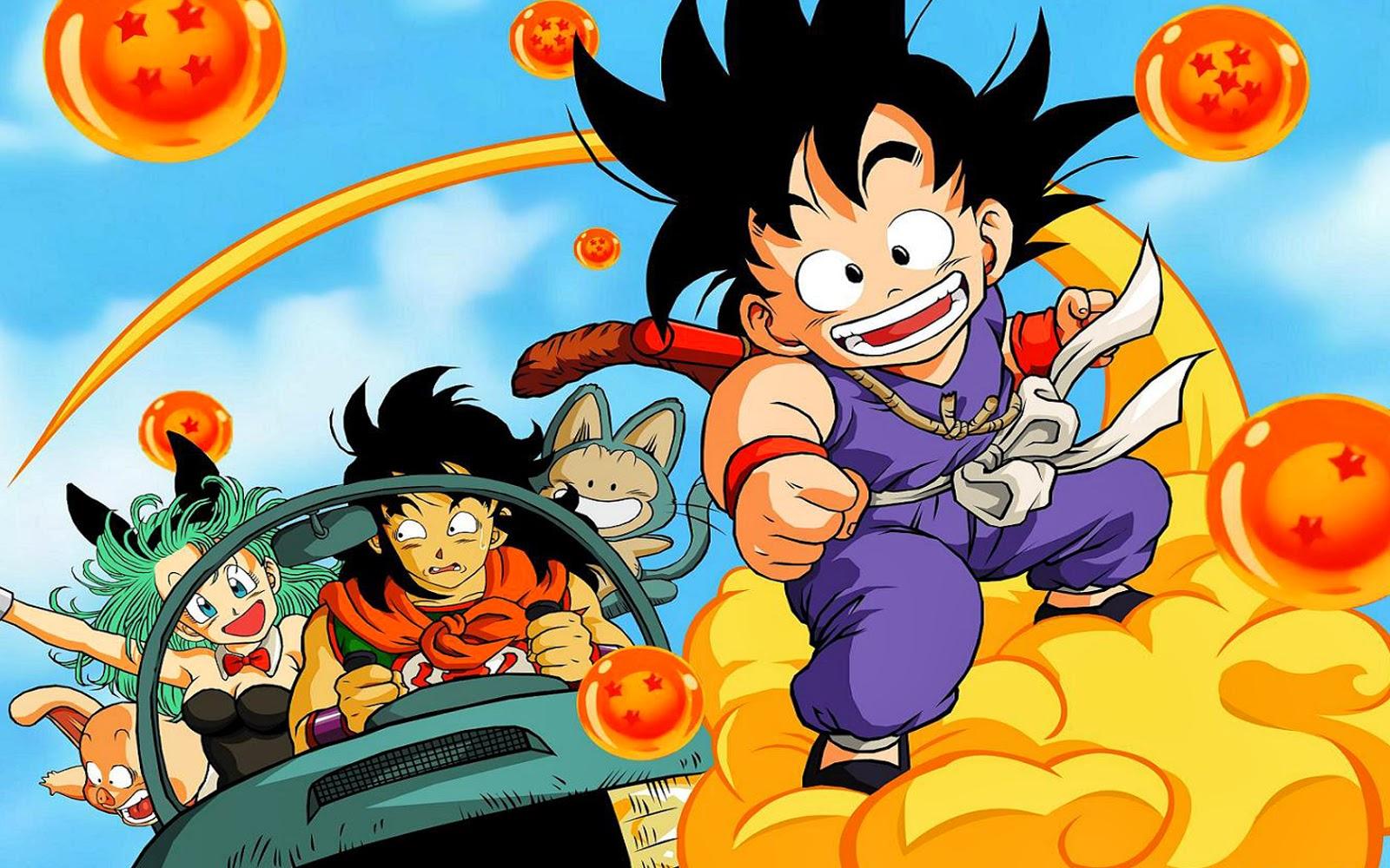 Dragon ball gt dublado em portugues brasil download