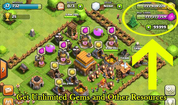 how to use cheat engine on coc