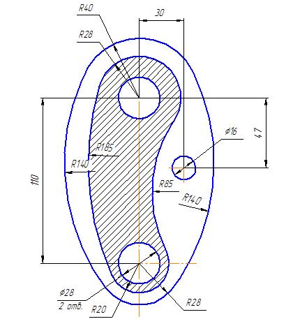 Как в компасе сделать скругление прямоугольника - ВМС Строй
