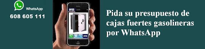 Venta de cajas fuertes en toda España