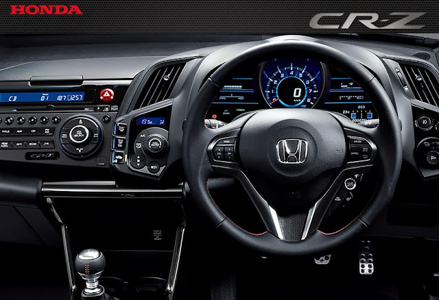 INTERIOR HONDA CR-Z