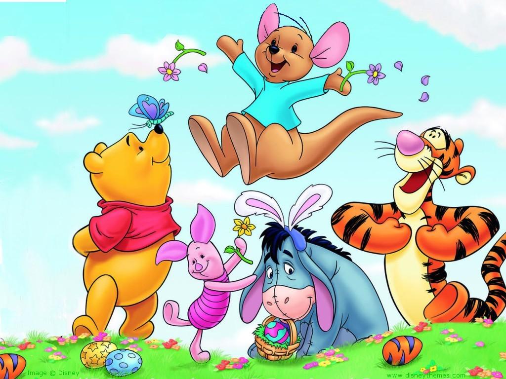 Personajes de Winnie Pooh