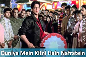 Zinda Rehti Hain Mohabbatein - Mohabbatein - SRK