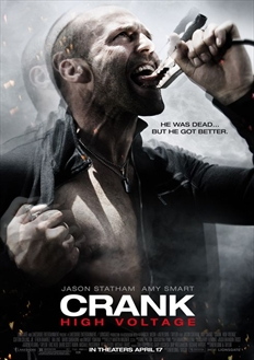 Kẻ Lập Dị 2 - Crank High Voltage - 2009