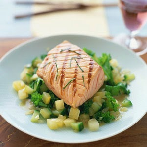 http://www.nhs.uk/news/2015/03March/Pages/A-diet-rich-in-veg-and-fish-may-reduce-bowel-cancer-risk.aspx