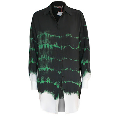 stella mccartney tunic oversized shirt