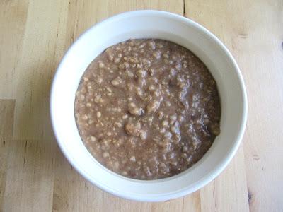 steel cut crock pot oatmeal