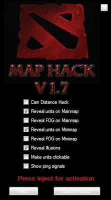 dota 2 map cheat version 1 7 hot shot gamers