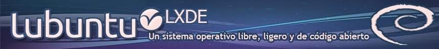 Lubuntu LXDE