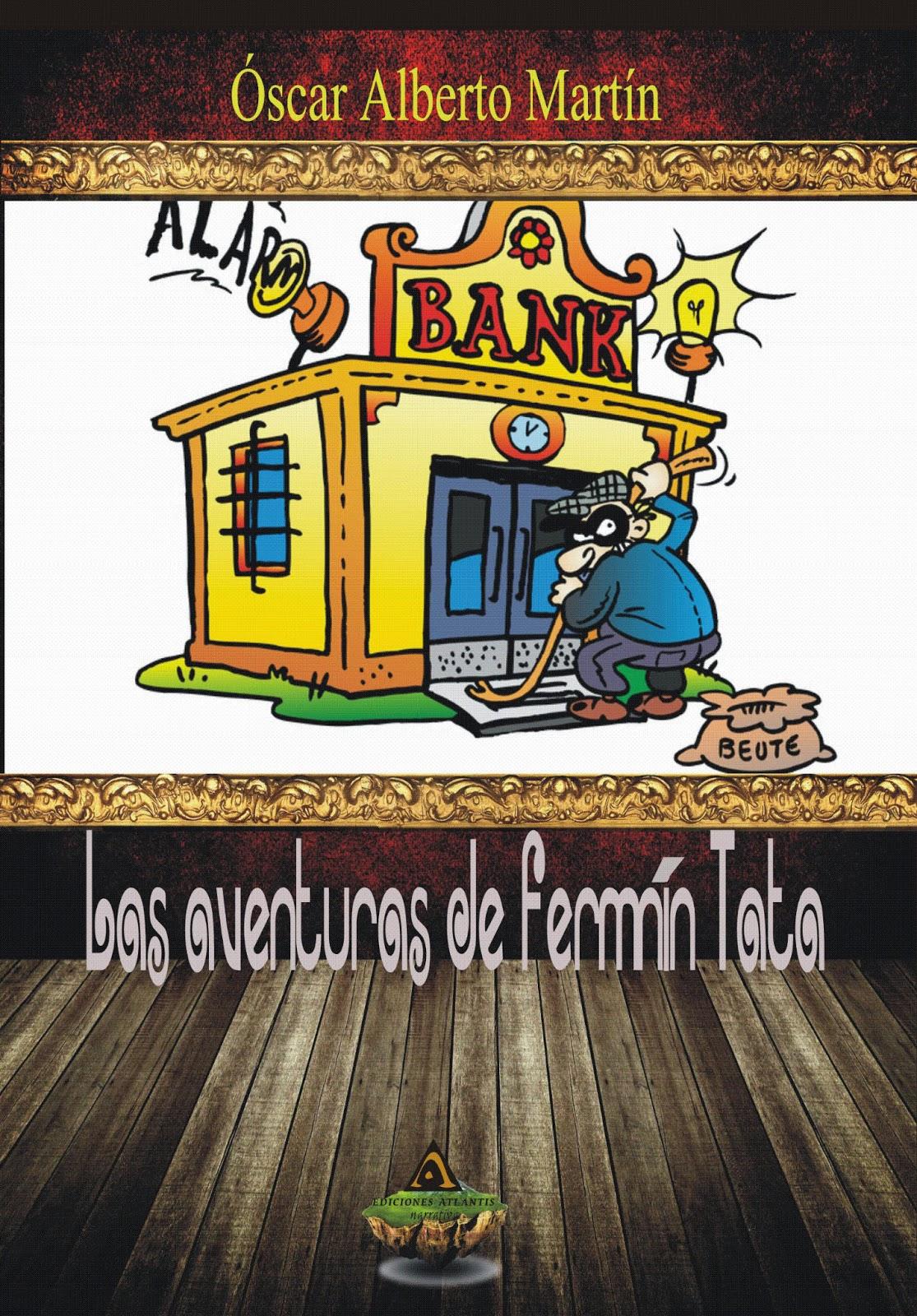 "Portada de ""Las aventuras de Fermín Tata"""