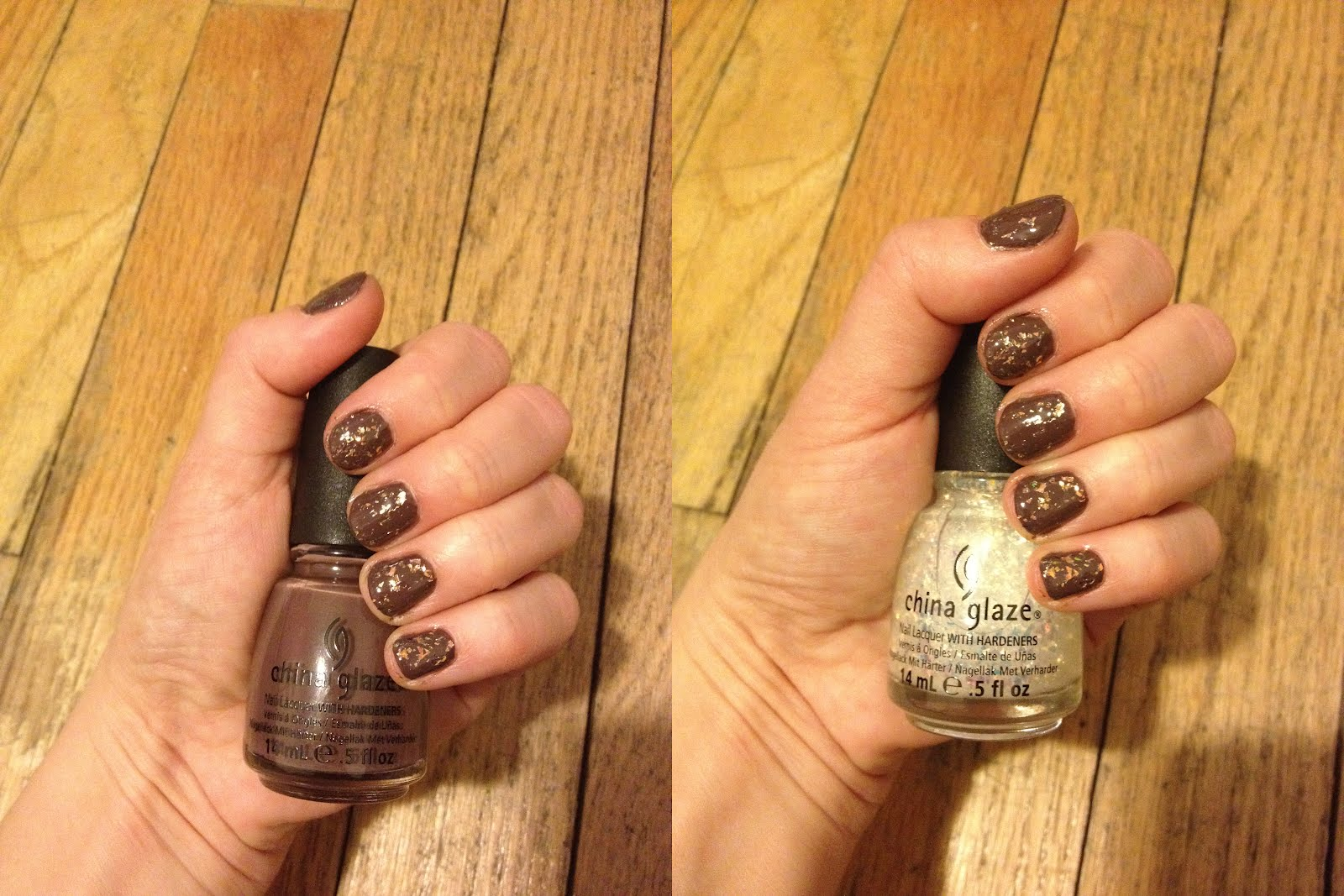 The Beauty of Life: Mani of the Week: China Glaze Colours from the ...