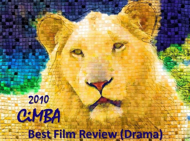 2010 CMBA Award Winner: Best Film Review (Drama)