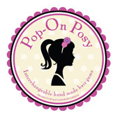 pop on posy logo