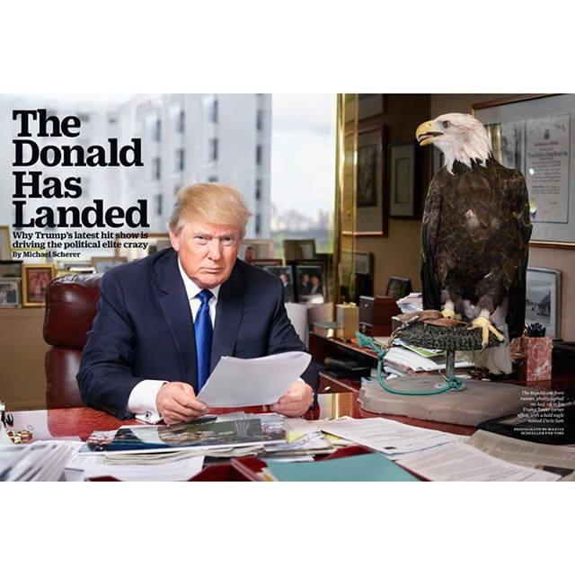 tony%2Bmeme%2Btrump%2Beagle%2Blanded the communist manifesto trump gets the nod! do you nod out and