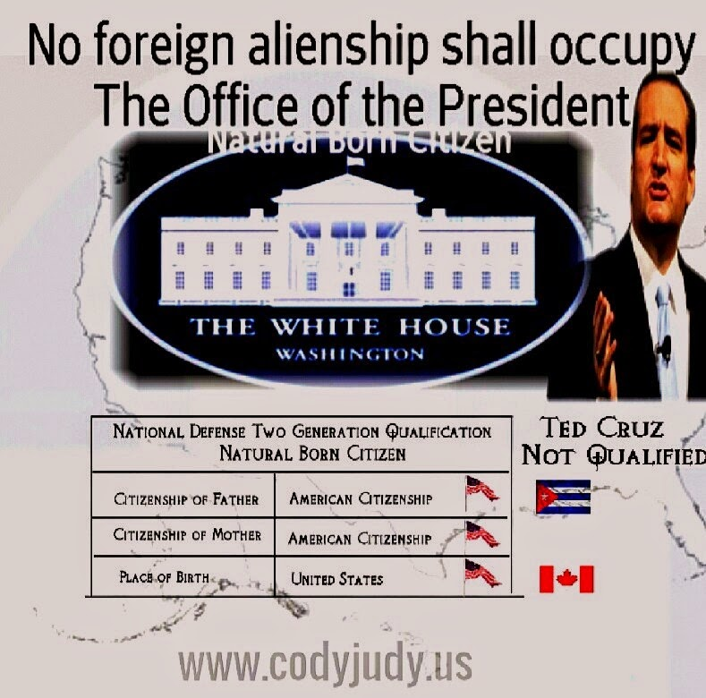 Ted Cruz: When National Figures Tread on National Principles - The ...