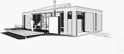 planos casas modernas - Planos De Casas Modernas