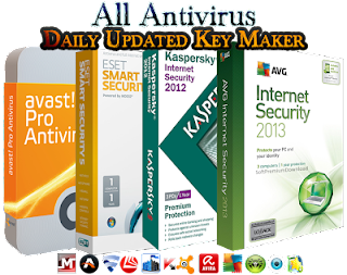 All Antivirus Daily Updated Key Maker