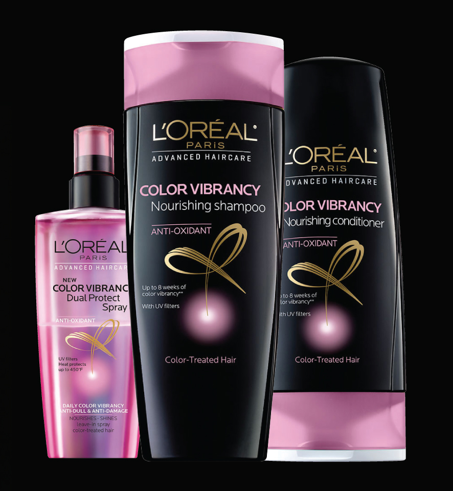 Wonder shine new hair care line from l 39 oreal for Loreal salon hair products