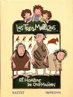LAS TRES MELLIZAS Y EL HOMBRE DE CROMAÑON