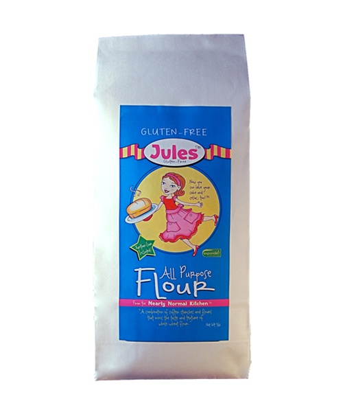 Wheatless Foodie: Jules Gluten Free All Purpose Flour Review