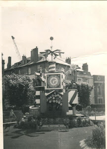 The Guinness Festival Clock 1959