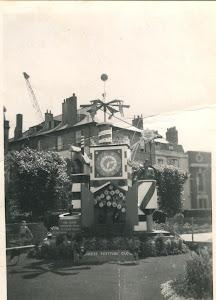 The Guinness Festival Clock 1959