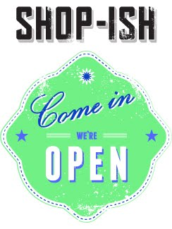 COMIC-ISH SHOP NOW OPEN! COME ON IN