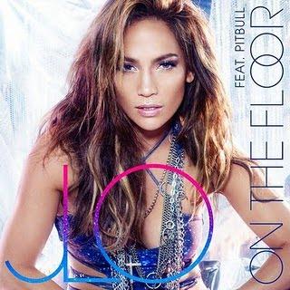 Jennifer Lopez Dance  Floor on Hola A Todos Aqui Viene La Lista Dance Comenzamos