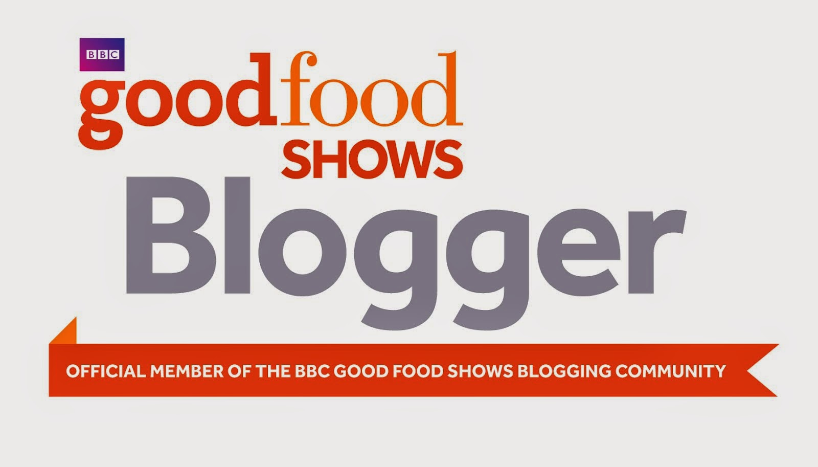 Official Member of the BBC Good Food Show blogging community