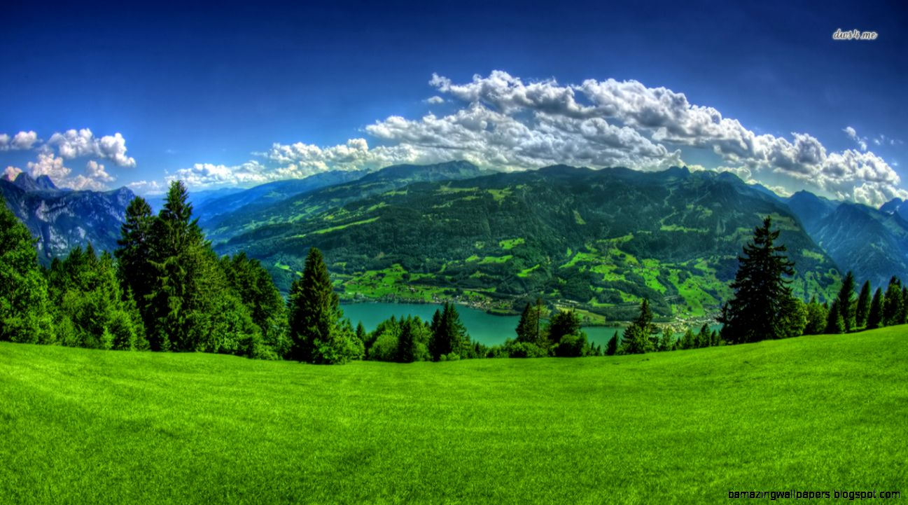 Beautiful Spring Landscape Exclusive HD Wallpapers 1793
