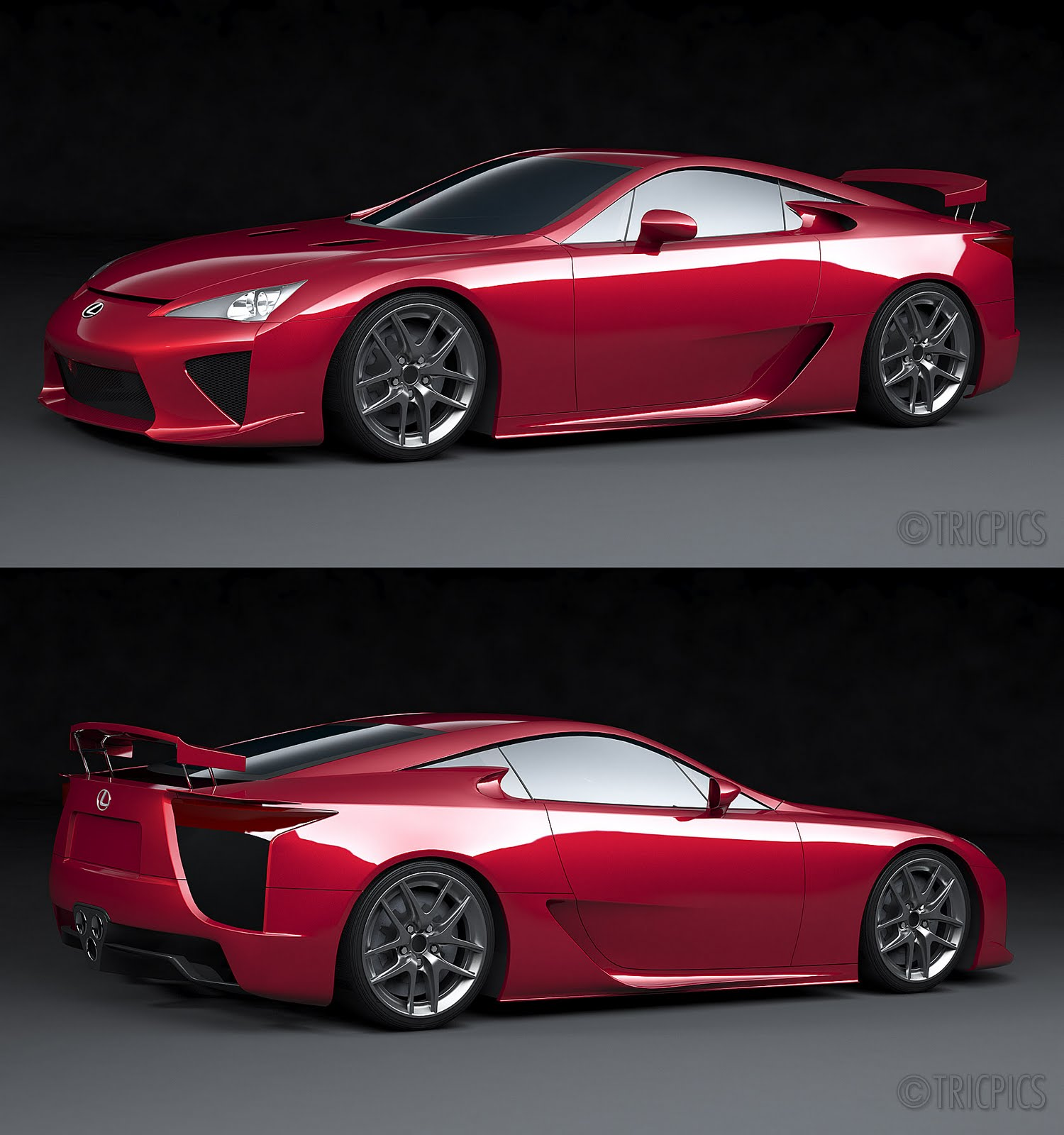 2010 lexus lfa nice view. Black Bedroom Furniture Sets. Home Design Ideas