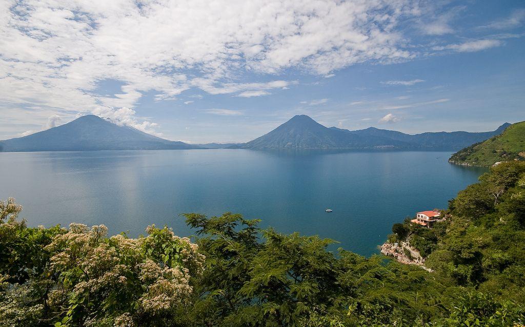 Lake Atitlán, Guatemala