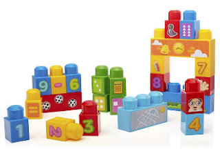 Amazon : Get Multi Color of Fisher Price First Builders 1-2-3 Count And Get At flat 57% off , worth Rs.1299 at Rs.555.