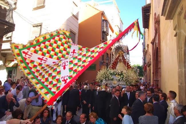 Plegaria a la Virgen de la Sierra de Málaga