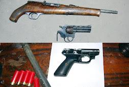 Demoraron a diez personas tras operativo por armas y drogas en Concepción