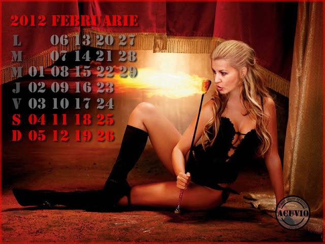 Sexiest calendar funny Elena Udrea Dialog