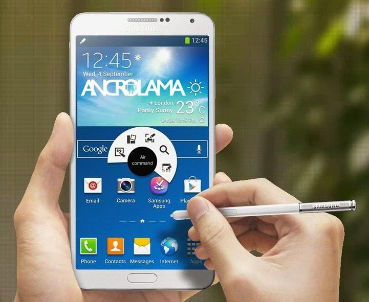 Galaxy Note 4'e Ait Yeni Video Yayınlandı
