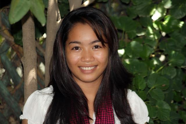 Visage du jour : Les sourires khmers