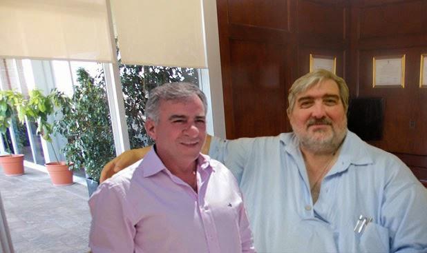 NOTA DESTACADA:Tengo el anhelo de Cariglino Gobernador 2015 Maximo Luppino