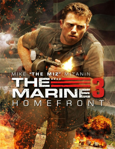 Ver The Marine 3: Homefront (2013) HD Latino Online