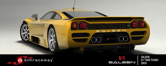 Salem S7 Simraceway rfactor 2