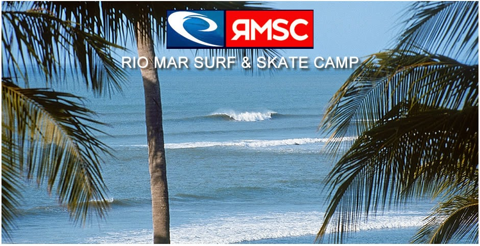Rio Mar Surf & Skate Camp