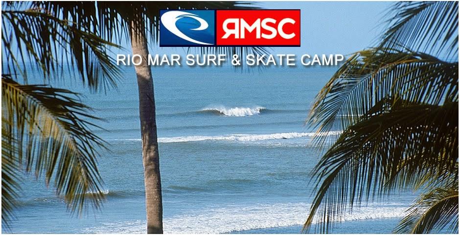 Rio Mar Surf & Skate Camp